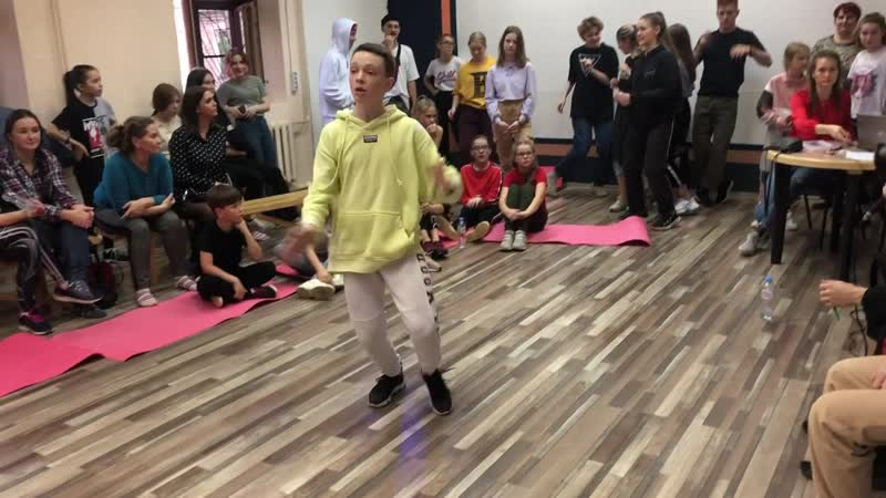 Финал Dancehall beginners
