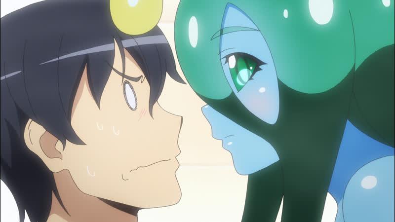 [18][MiraiDuB] Повседневная жизнь с девушкой-монстром / Monster Musume no Iru Nichijou - 4 серия (MVO)