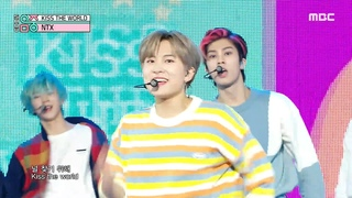 NTX - KISS THE WORLD   Show Music Core MBC 210424