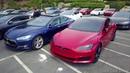 Tesla Club SoCal Social Event at Coto De Caza Golf Racquet Club