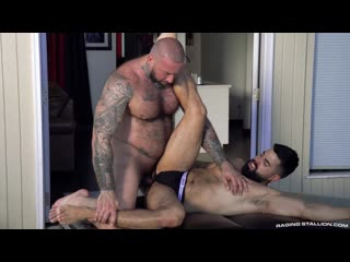 Alexander Kristov & David Cruise [Raging Stallion]
