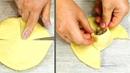 7 Безумных трюков из дрожжевого теста о которых вы не знали Так сможет каждый