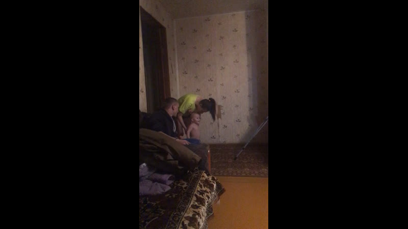 Токаревка 04.01.20 Димин Му ... напугал ребенка