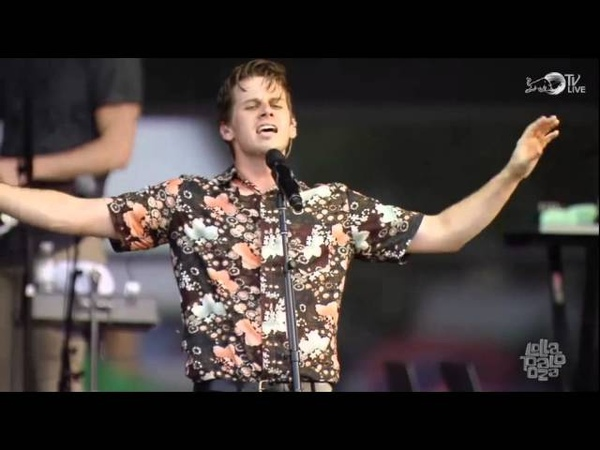 Foster The People - Pumped up Kicks Live @ Lollapalooza 2014