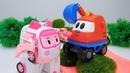 Leo il camioncino ed i suoi amici Scoop si è ammalato Video per bambini