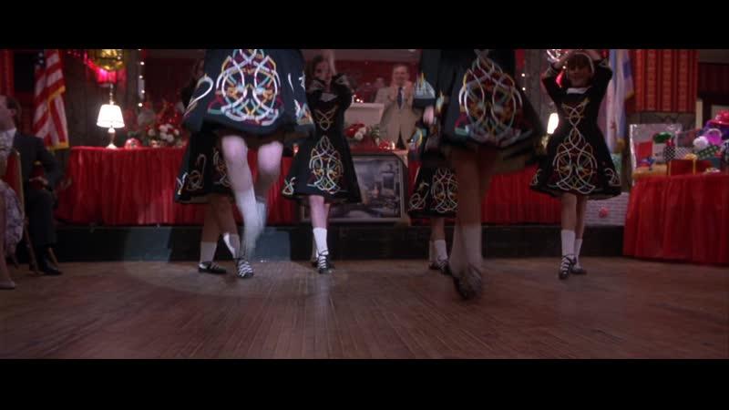 Ирландские танцы в фильме Обратная тяга (1991) Irish Dance in Backdraft (1991)