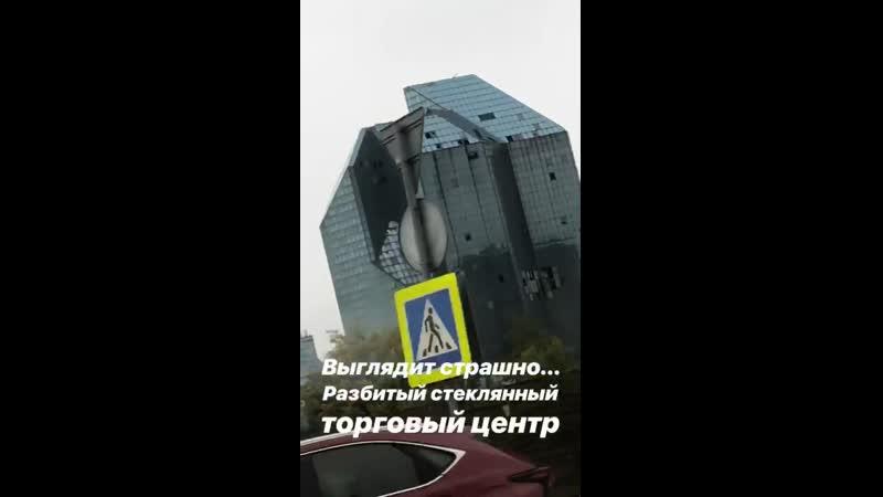 Андрей Петров осматривает архитектуру Москвы