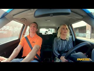[FakeDrivingSchool] Tiffany Rousso - Hot blonde MILF wants her licence NewPorn20