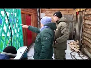 Оказываем помощь пострадавшим в Иркутской области