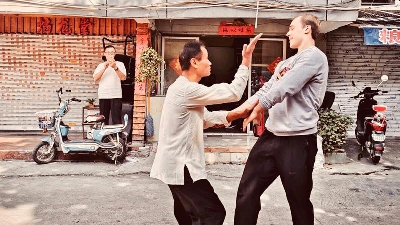 Karate Nerd in China Ep 5 🥋