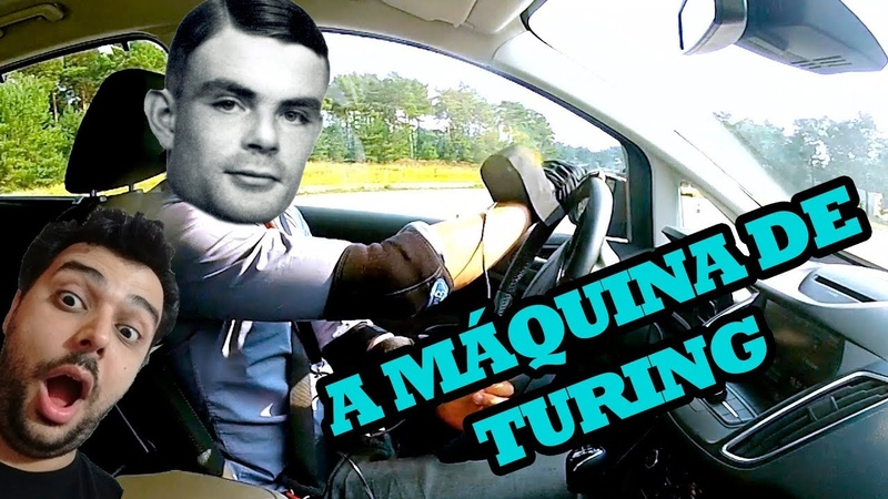 O que é a Máquina de Turing Drops 13