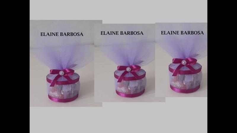 Lembrancinha com Garrafa Pet plastic bottle craft ideias fáceis@Artesanato