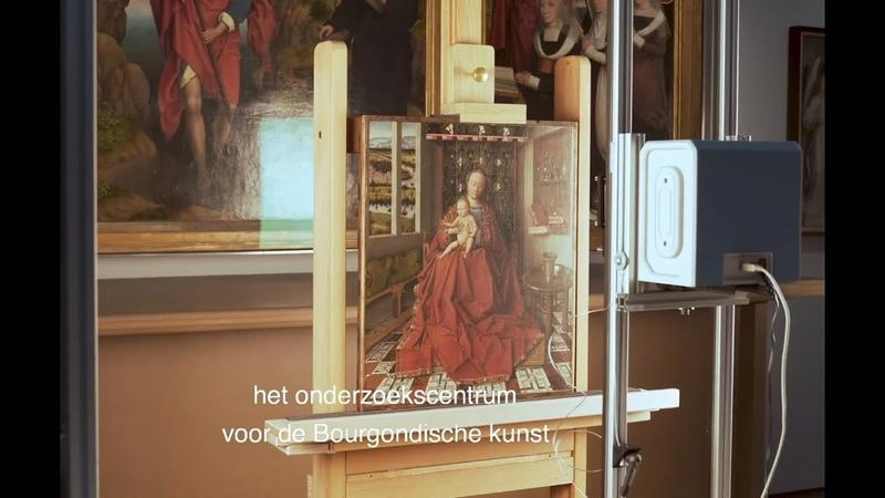 Bezoek Minister-President Jan Jambon aan Musea Brugge op 13 januari '20