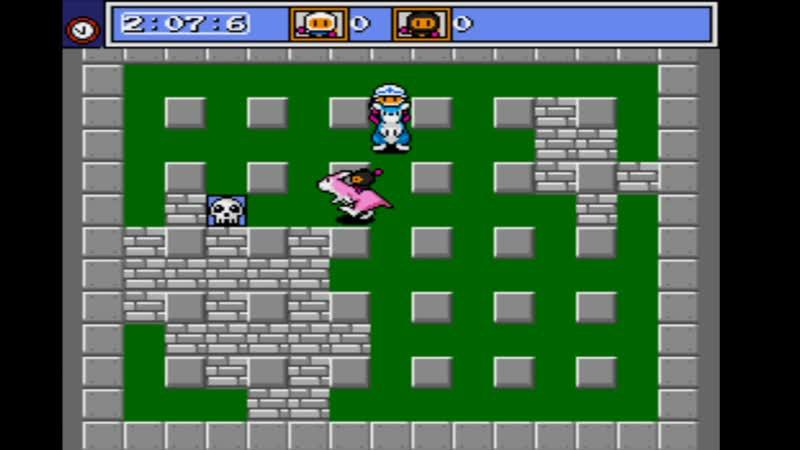 MegaBomberman Eg or3 Veemon VS JokerTH