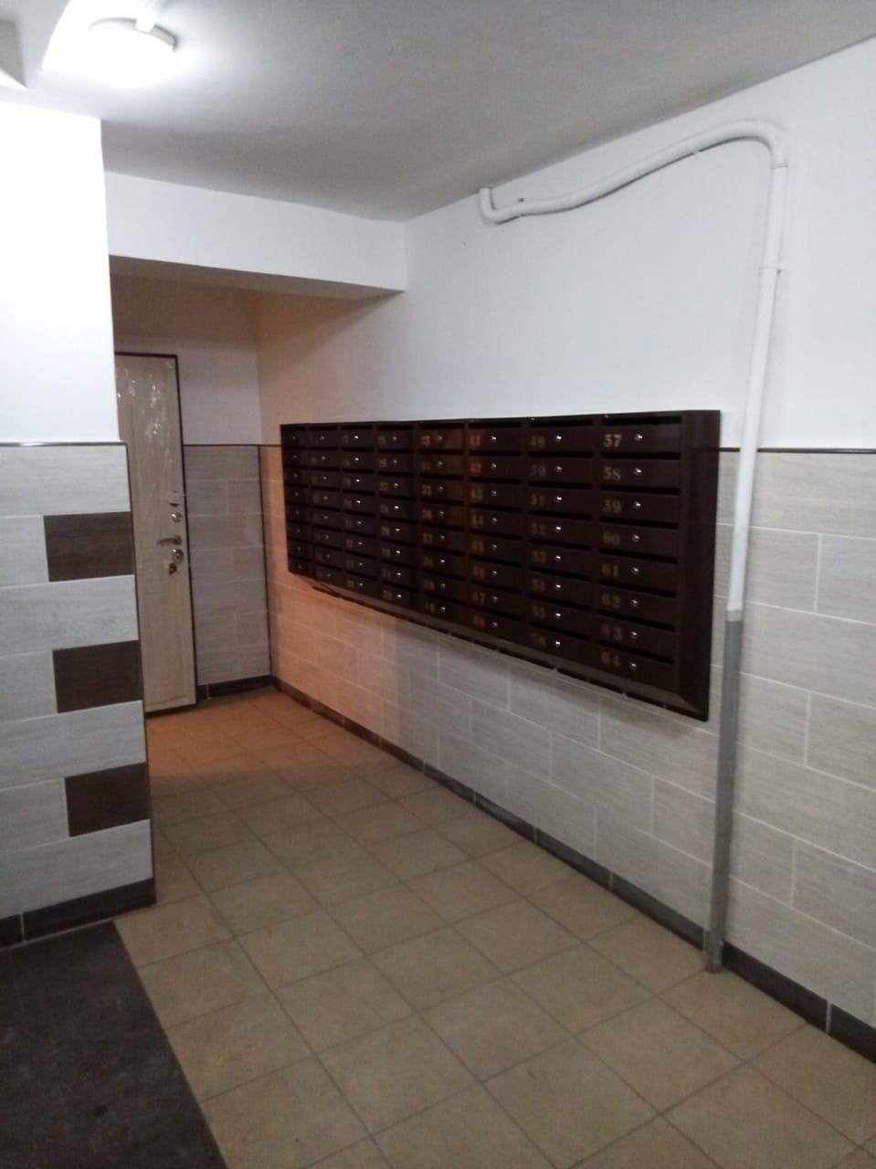 Улица Ердякова дом 18 установка почтовых ящиков