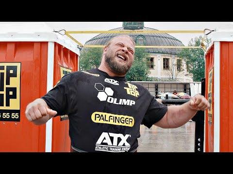 Stärker geht nicht Deutsche Strongman Meisterschaft 2019