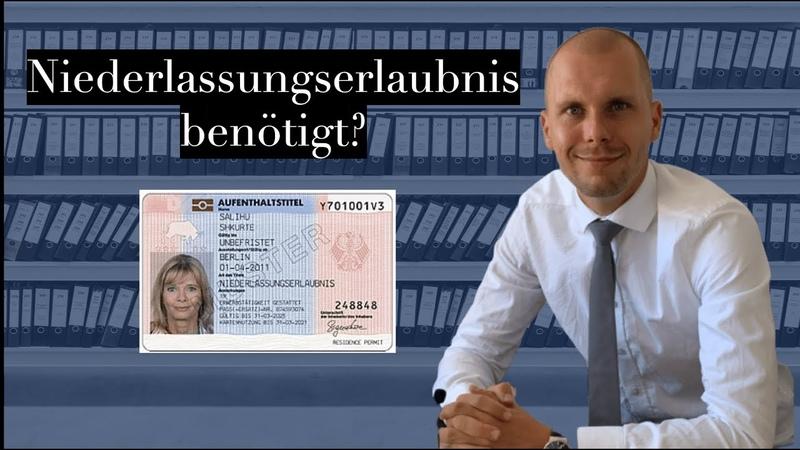 Wie erhalten Flüchtlinge die Niederlassungserlaubnis Rechtsanwalt Fabian Graske