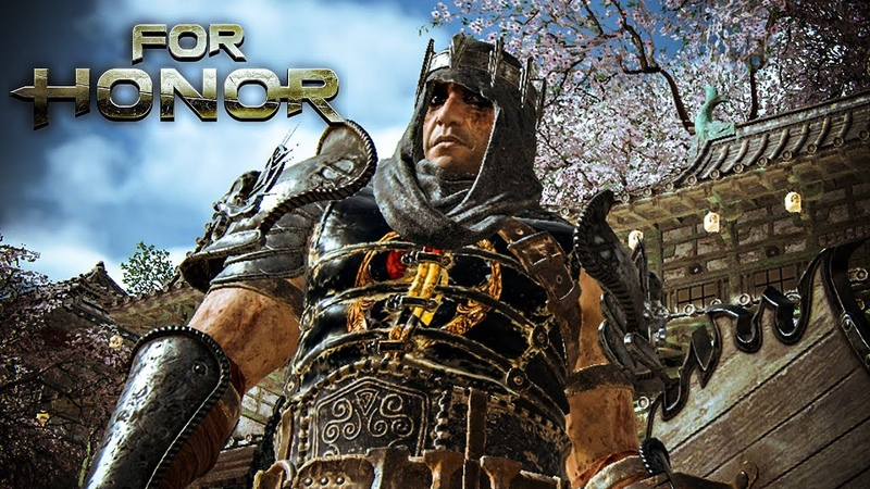 Бафнутый гладиатор - For Honor - дуэли,бойни без чести.