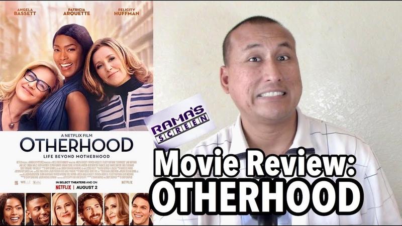 My Review of Netflix 'OTHERHOOD' Movie Starring Angela Bassett, Felicity Huffman, Patricia Arquette