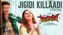 Jigidi Killaadi Lyrical Video Pattas Dhanush Anirudh Vivek Mervin Sathya Jyothi Films