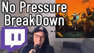 Logic's No Pressure Album Breakdown Twitch Stream Part 1 (w/Chat Reaction) [Full Stream]