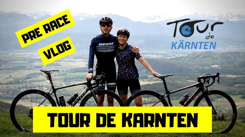 TOUR DE KARNTEN | Pre Race VLOG | ТУР КАРИНТИИ | ВЛОГ