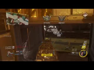 Only took 1 game to realise why i much prefer iw to bo4, got a nuke after this clip ended too. infinite warfare