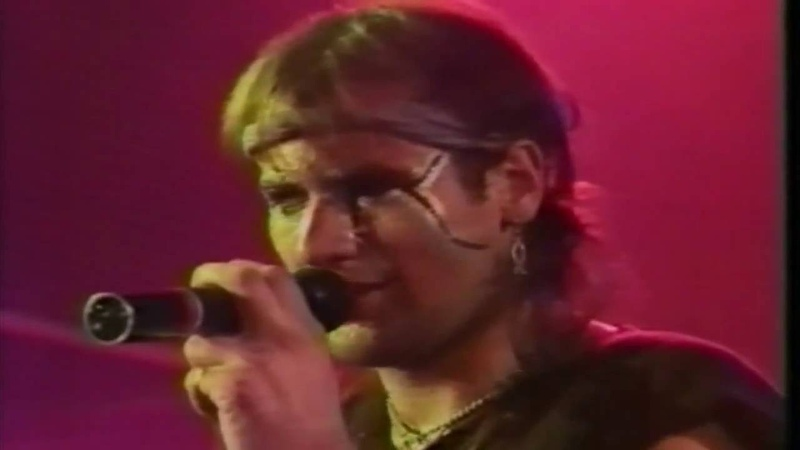Marillion Fish ~ DVD Hypnotise The Lens ~ Full Concert Live 1984 in Zurich