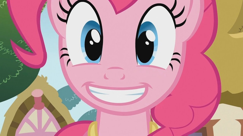 One Second of Pinkie Pie from Every Episode of MLP