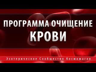 🎵Программа очищение крови и повышение иммунитета.🎵