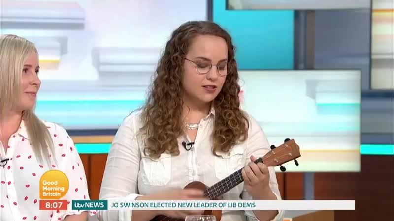 Good Morning Britain! (nurse Beth w/ Danny) » Freewka.com - Смотреть онлайн в хорощем качестве