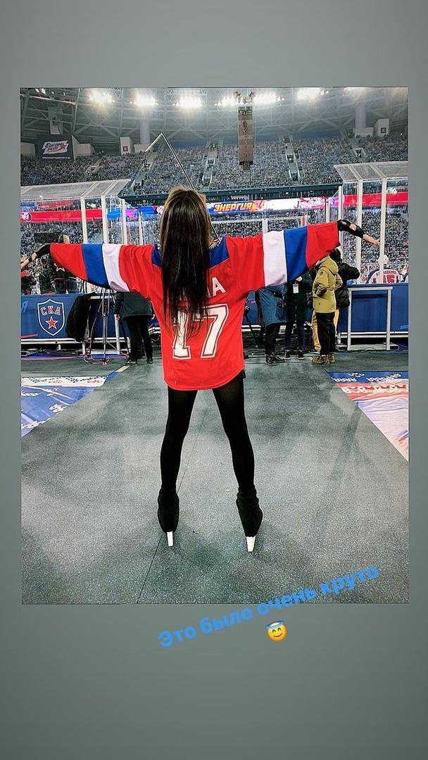 Алина Ильназовна Загитова-2 | Олимпийская чемпионка - Страница 48 InkKf-u4Acw