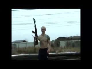 Night lovell снял клип в россии