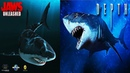 JAWS Unleashed Vs DEPTH Side by Side Comparison