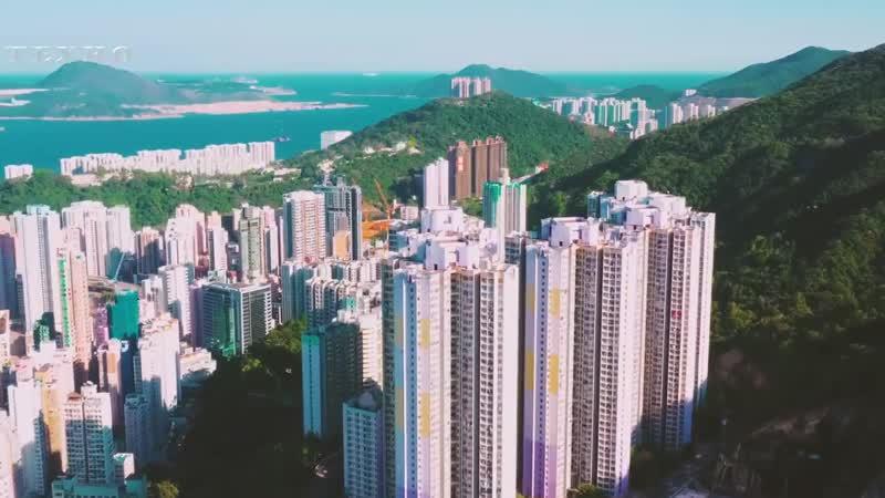 Техно Достроились Каменные джунгли Гонконга