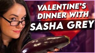 POV Dinner Date w/ Sasha Grey | Secret Sauce Valentine's Special