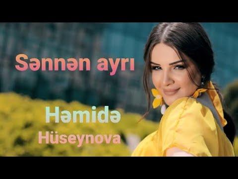 Hemide Huseynova Sennen ayri 2020 Klip proje Aqsin Fateh