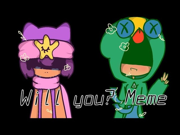 🌷🌿Will you Meme Brawl stars Sendy Leon 🌷 🌿