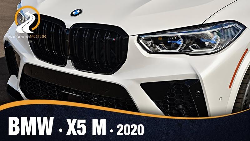 BMW X5 M 2020 Información y Review EL MAS BRUTAL DE LA GAMA