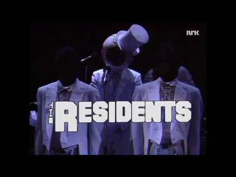 The Residents Snakefinger The 13th Anniversary Show 1986 HD