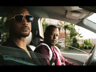 Плохие парни навсегда / bad boys for life (2020) трейлер bdrip 1080p [vk.com/feokino]