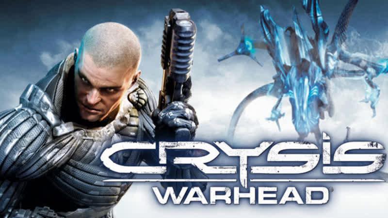 Стрим из CyberKings.Психуем в Crysis: Warhead