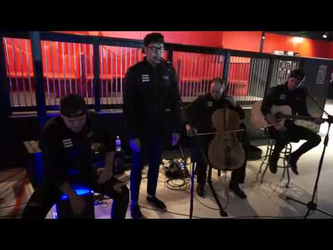 Starset Ricochet Acoustic Demonstration The Masquerade Atlanta GA 04 27 2017