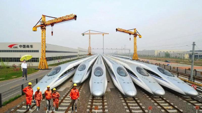 Зачем китайцы массово строят железные дороги себе в убыток