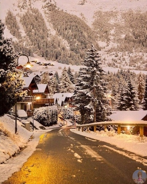 А дальше зима