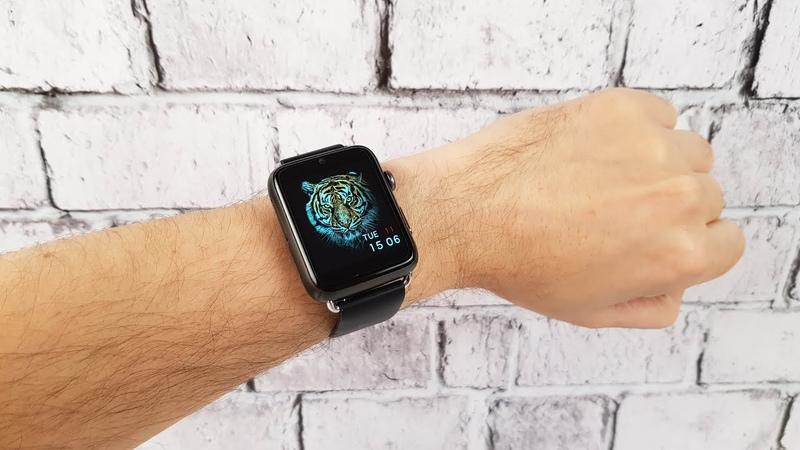 Обзор смарт часов RUGUM DM20 как Apple Watch только в 5 раз дешевле