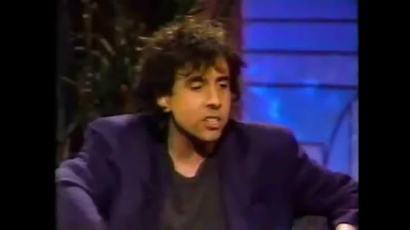 Johnny Depp Tim Burton Interview - Arsenio Hall 1990 (FULL INTERVIEW)