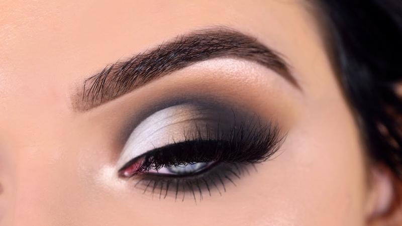 Morphe X James Charles Palette Neutral Cut Crease Eyeshadow Tutorial