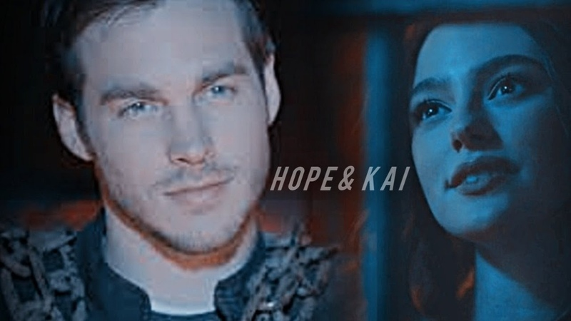 Kai parker hope mikaelson play with fire. AU Crossover