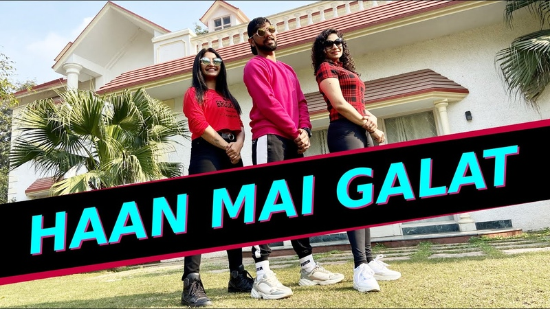 Haan Main Galat Bollywood Dance Workout Dance Cover Fitness Choreography FITNESS DANCE With RAHUL